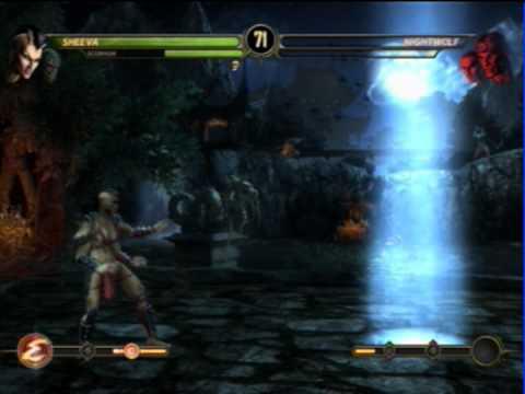 Mortal Kombat 9 Arcade TagTeam ( Scorpion&Sheeva ) Ladder ...