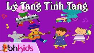 Lý Tang Tình Tang - Ca Nhạc Đồng Dao Thiếu Nhi [Official HD]