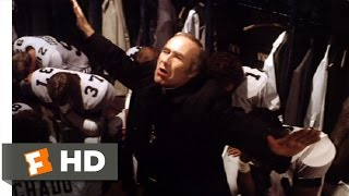 North Dallas Forty (8/10) Movie CLIP - Pre-Game Final Words (1979) HD
