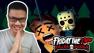 JASON UNYU TETEP SADIS! - Friday the 13th: Killer Puzzle (Indonesia)
