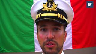 Guardia Costiera, il cambio al vertice tra Cosimo Rotolo e Lorenzo Bruni