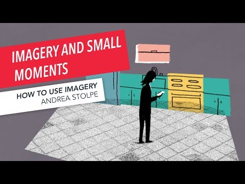 How to Write a Song: Use Imagery and Small Moments | Part 1/9 | Andrea Stolpe | American Songwriter