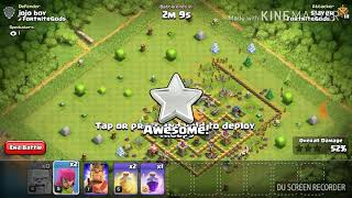 Clash Of Clans-Join My clan for clan wars