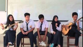 Musikalisasi Puisi 9F, SMP Lab  School Cibubur 2015
