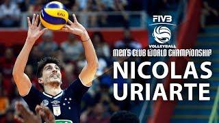 Nicolas Uriarte | Fantastic Volleyball Setter | HD