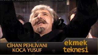 Ekmek Teknesi Bölüm 58 - Heredot Cevdet Cihan Pehlivanı Koca Yusuf