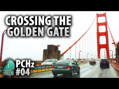Our Incredible FULL HOUSE Moment On The Golden Gate Bridge (4 of 10)