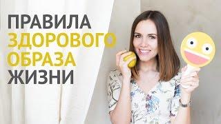 Смотреть видео 7 правил здорового образа жизни