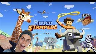 Rodeo Stampede | Собери свой зоопарк