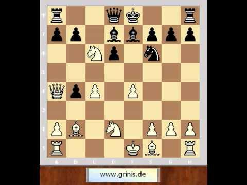 Дебютные катастрофы 17. Сицилианская защита. Сицилианский гамбит 1.e4 c5 2.b4