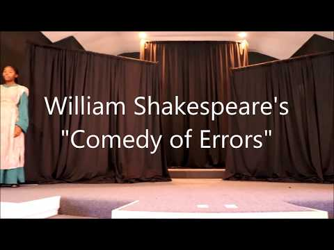 Shakespeare Play 2018  -  Comedy of Errors