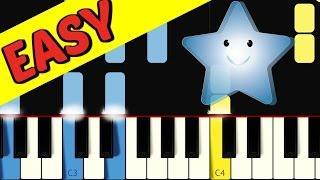 Twinkle Twinkle Little Star | Nursery Rhymes Collection | Piano