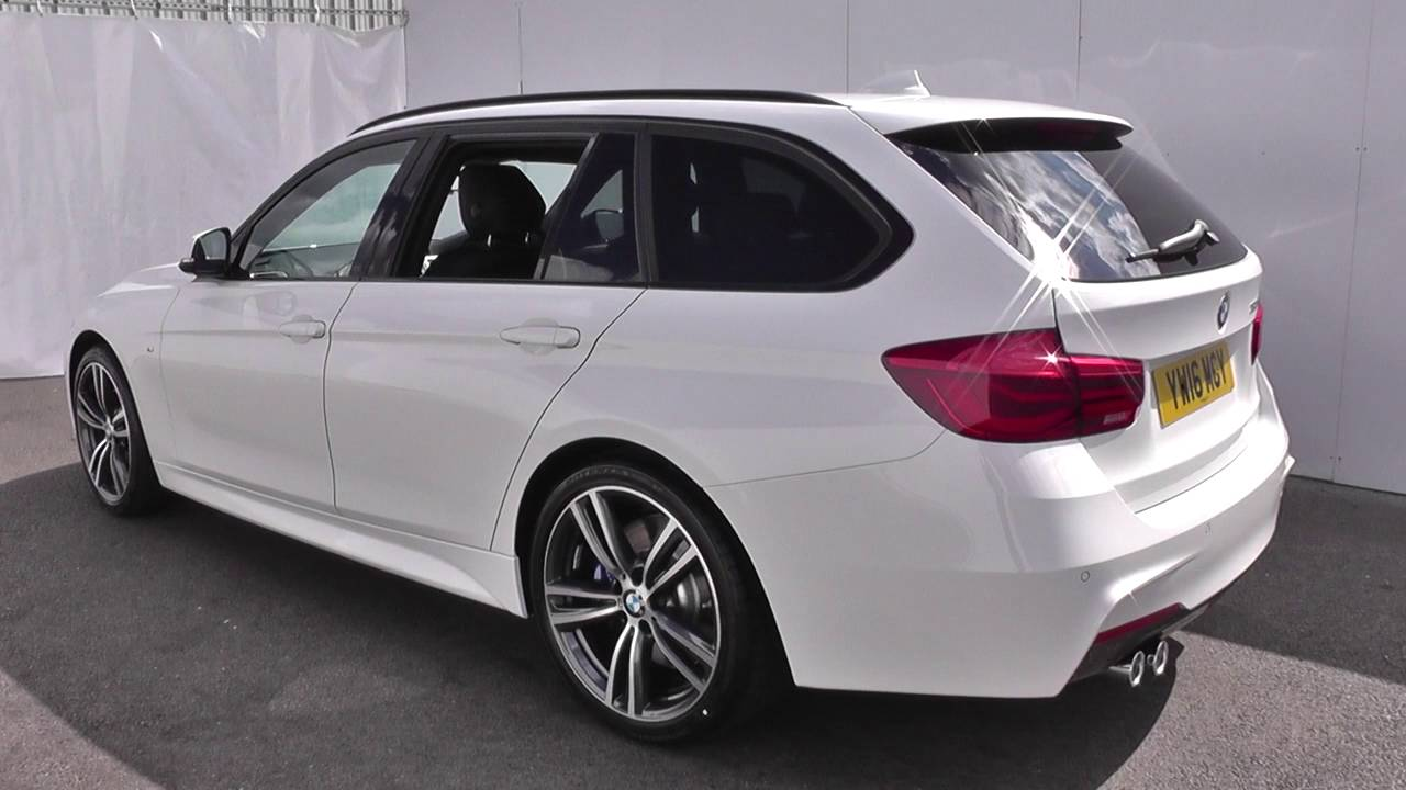 bmw 3 series touring f31 320i m sport touring b48m. Black Bedroom Furniture Sets. Home Design Ideas