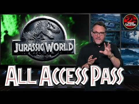 All Access Pass | JURASSIC WORLD | Behind the Scenes
