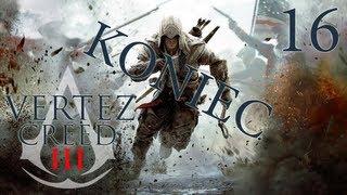 Assassin's Creed III - #16 - KONIEC 21.12.2012 - Vertez Let's Play / Zagrajmy w AC 3 - 1080p