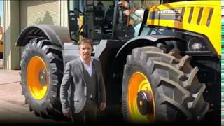 видео Новый колесный экскаватор JCB Hydradig 110W
