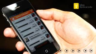Voxer, una Aplicacion Walkie talkie para tu Iphone o Android.