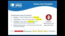 IDEA Excess Cost Webinar 2018-19