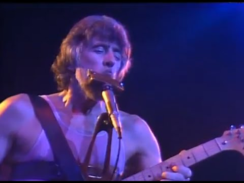 John Mayall & the Bluesbreakers - Albert King Introduction - 6/18/1982 - Capitol Theatre (Official)