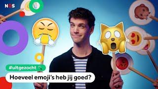 Waarom je ouders (en jij) de verkeerde emojis gebruiken | UITGEZOCHT #25