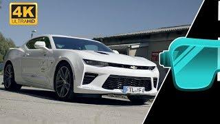 Kurz und knapp: GEIL! Chevrolet Camaro V8 im Test | Fahrbericht | 2018 / 2019