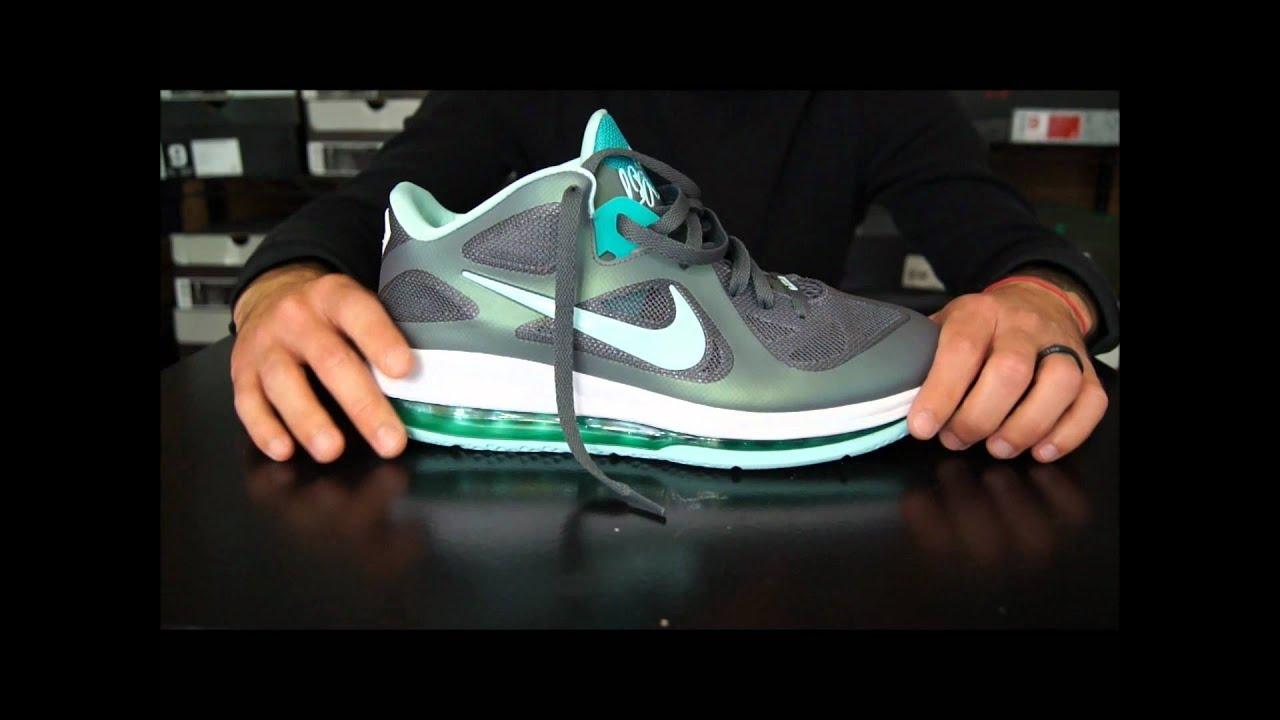 6ab0ce39e69e Nike LeBron 9 Low Performance Review - YouTube