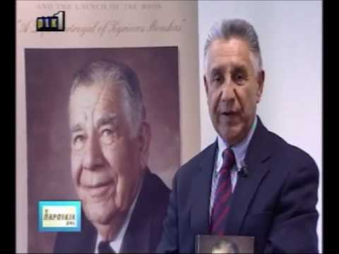 PIK Sat Television Cyprus report on the 50th Anniversary of Zela Shipping