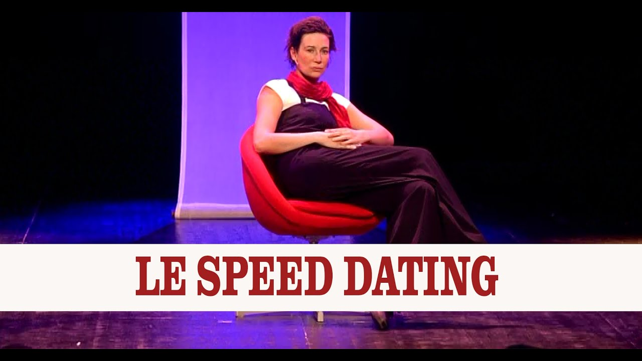 Virginie Hocq speed dating