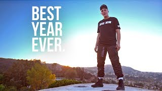 Video HERE'S WHY 2017 WAS THE BEST YEAR OF MY LIFE download MP3, 3GP, MP4, WEBM, AVI, FLV Januari 2018