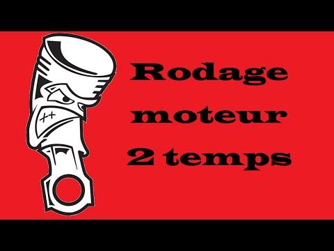 Rodage moteur 2 temps