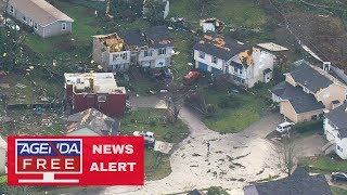 Tornado Hits Near Port Orchard, WA - LIVE COVERAGE