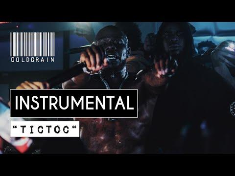 """Offset x Drake Freestyle Type Beat 2020 """"TicToc""""   Trap Instrumental (Prod. Goldgrain)"""
