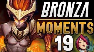 EL NUNU DEL AMOR | BRONZA MOMENTS (Semana 19) League of Legends
