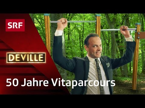 50 Jahre Vitaparcours | Deville | SRF Comedy