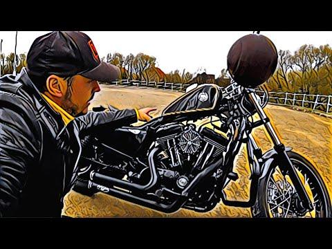 Мой опыт - 2 года на Harley Davidson SportsteR