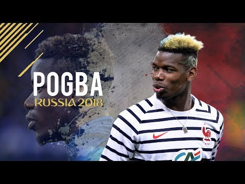 Paul Pogba - World Cup 2018 ● Skills & Goals ● France | HD
