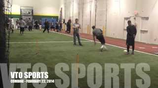 Bryson Richardson c/o 2018 Buford High School - VTO Sports Combine & Elite 100