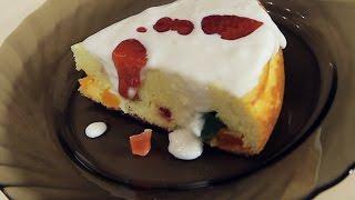 Очень Вкусная Творожная Запеканка с Цукатами. (Cheese Casserole Recipes)