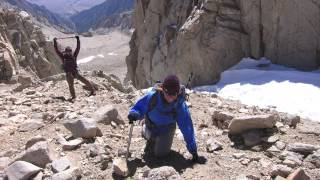 Mount Whitney Mountaineer