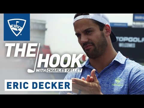 The Hook with Charles Kelley | Eric Decker | Topgolf