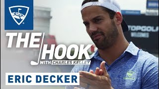The Hook with Charles Kelley | Eric Decker - Episode 5 | Topgolf