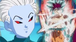 Goku's New Form Stronger then The Grand Priest