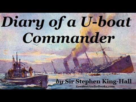 DIARY OF A U-BOAT COMMANDER - FULL AudioBook | Greatest Audi