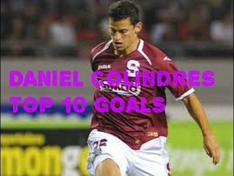 Daniel Colindres . Top 10 Goals . El Verdugo Manudo