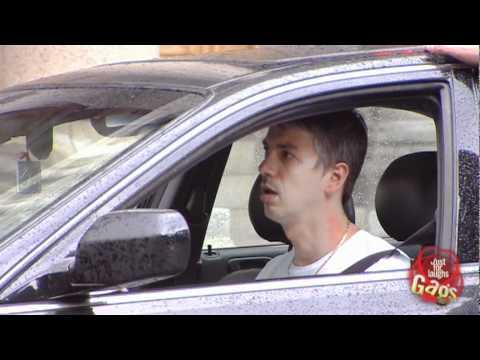 Instant Cop Car Prank