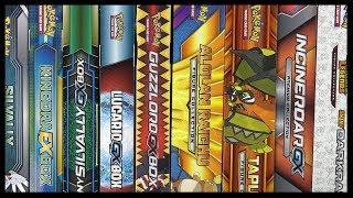 Opening 9 Random Pokemon TCG Collection Boxes thumbnail