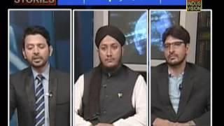 TOP STORIES with Sarwar Rajput Guest bilal salim qadri(sarbarah sunni tehreek)