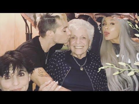 Ariana Grande   Snapchat Videos   October 12th 2017