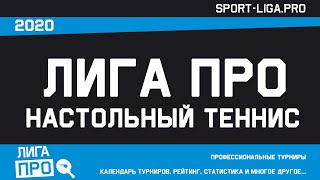 Настольный теннис А6 Турнир 31 октября 2020г 23 45