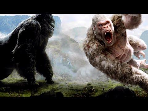 King Kong vs George (Rampage) | ¿Quién Ganaría? | EPIC VERSUS